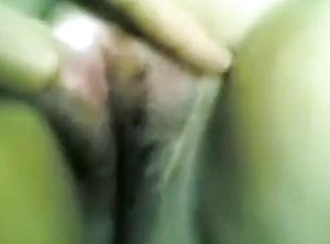 Arab pair self recorded cum-hole take up with the tongue