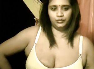 Big Bap Janu Aunty on Web Camera