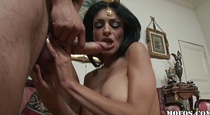 Suntanned goddess Persia Pele and lengthy firm penis