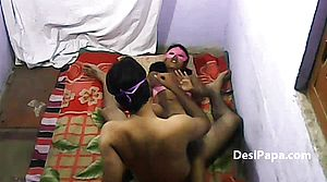 Desi Indian School Duo Fantasy Fuck fest Filmed By Hiddencam