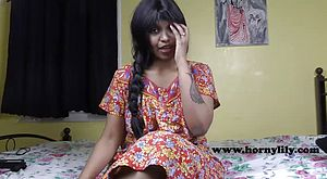 Horny Lily Fantastic Indian Mother Role Play