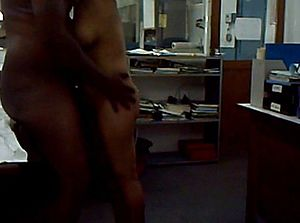 Instructor fuckin  and throating coworker