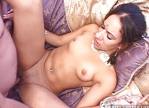 Outstanding Pipe Riding by Spectacular and Skillful Indian Babe
