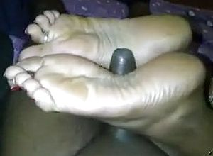 Indian immature footsex