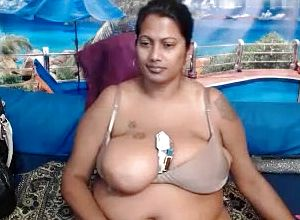 Indianapple69 individual clamp 070615 on 16:10 from Chaturbate