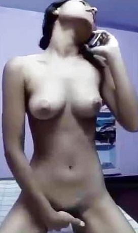 North Indian finger tickling - calling her Bf