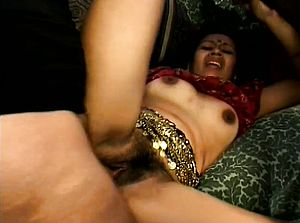 Exotic sweetheart Lashki presents her most spunky fuck a thon vid