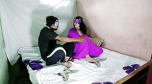 Indian Bhabhi plowing bro in-law home lovemaking flick