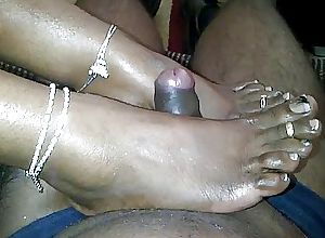 Cougar indian feet two