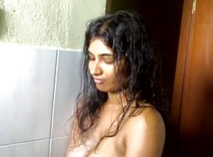 Bony indian hotty with large jugs Dt